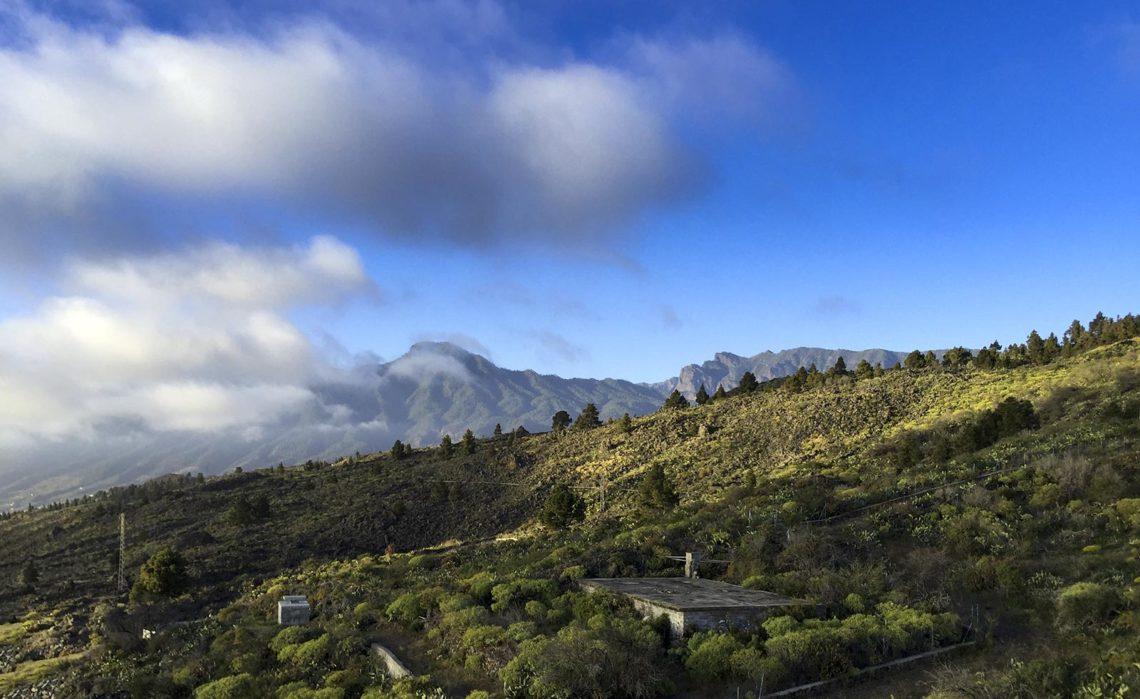 La Palma Finca Aridane Ausblick