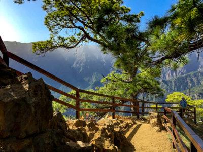 La Palma - romantische Wanderungen thumb